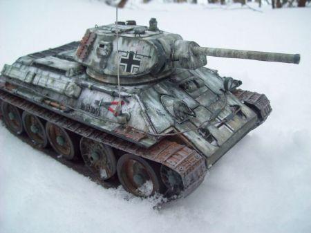 T-34/76 (Das Reich) Mod.1942