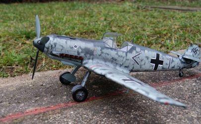 Messerschmitt Bf-109 E-3 (MPModel, 1:33)