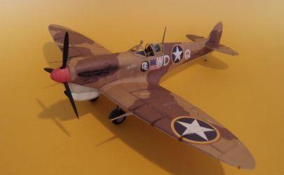Spitfire Mk. Vb Trop