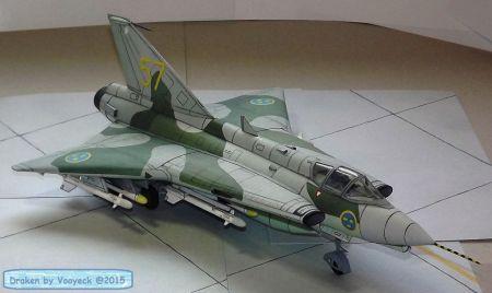 Jas-35 Draken