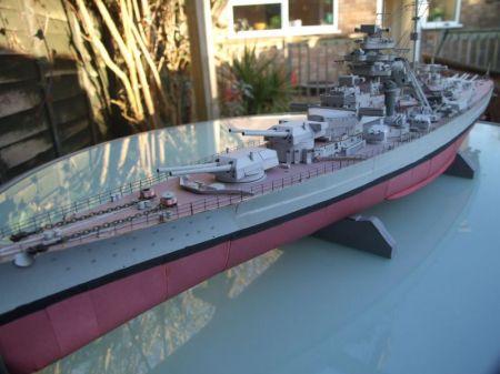 Pancernik Bismarck