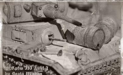 PzKpfw III Ausf J