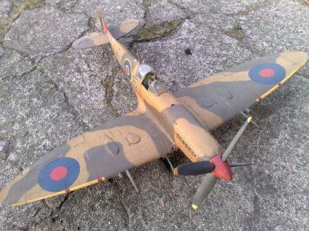 Spitfire lXc