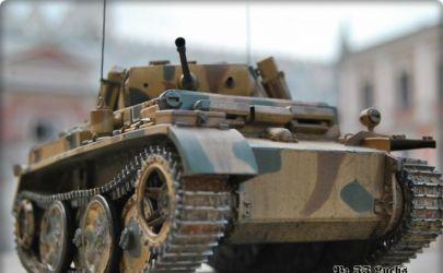 PZ II LUCHS 116 Dywizja Pancerna