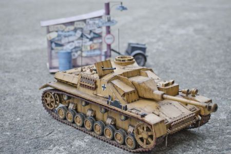 STUG IV (Sturmgeschütz IV; SdKfz 163)