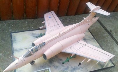 Blackburn ,,Buccaneer'' S Mk.2B (208 Squadron RAF)