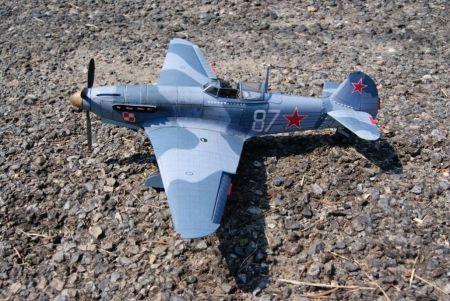 AVIATOR wg. RAVENa6 czyli Jakowlew Jak-9M z 1PLM Warszawa