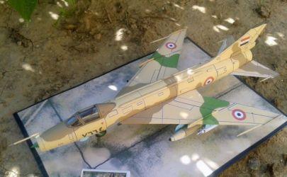 Suhoj Su-7BMK ,,Fitter-A'' ( القوات الجوية المصرية )
