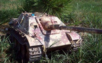 Niemiecki Niszczyciel Czołgów Jagdpanther