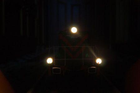 Lokomotywa manewrowa SM42-999 z GPM