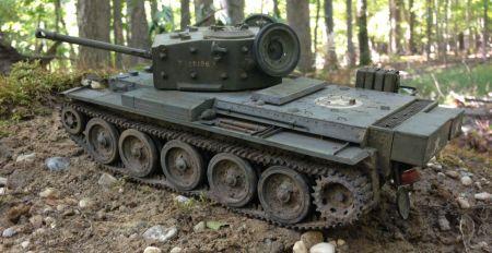 Czołg szybki A-27M Cromwell MK IV