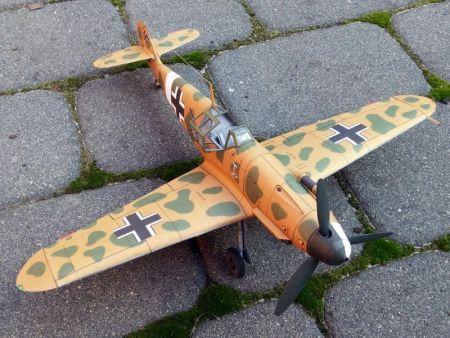 Me-109 G-2 trop