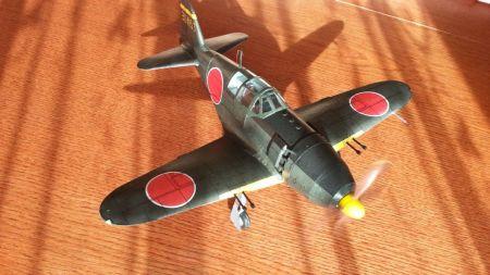 MITSUBISHI J2M3 RAIDEN MM 3/96