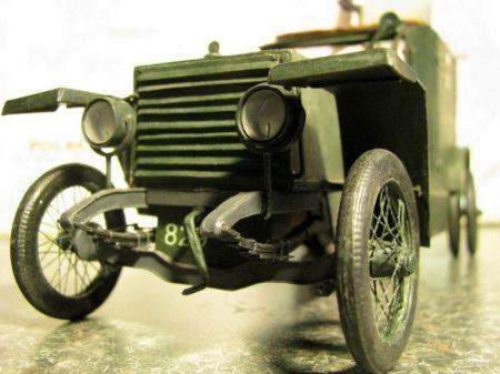 Samochód Pancerny Peugeot 1918