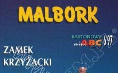 Makieta Malborka