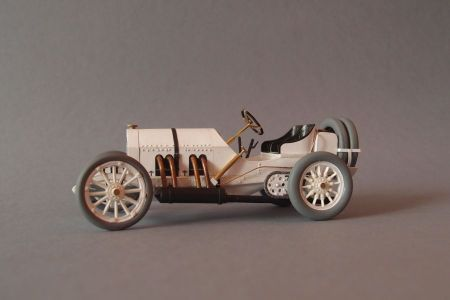 Mercedes GP 1908 (skala 1:32)