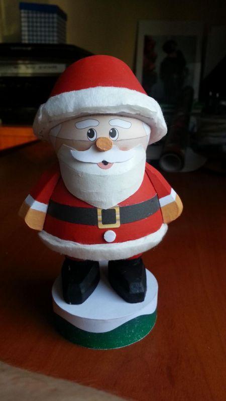 Santa Claus AD 2015