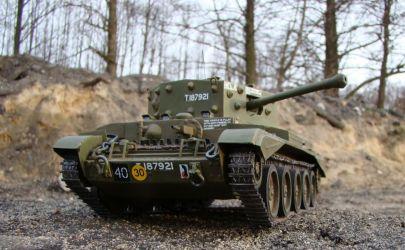 Brytyjski czołg szybki Mk.VIII Cromwell IV