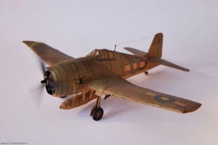 Grumman F6F3 Hellcat