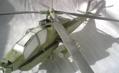 Śmigłowiec AH-64 Apache