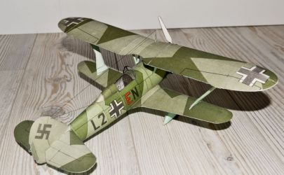 Henschel HS 123 A-1