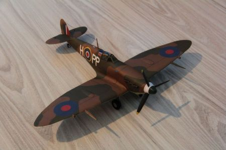 Supermarine Spitfire MkVc