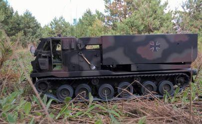 M270 A1 (MLRS)
