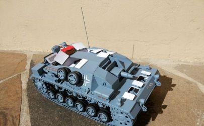StuG III Ausf.A