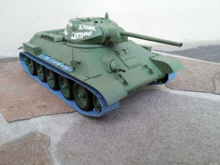 T-34 - 76