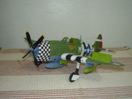 Republic P-47D-22RE Thunderbolt