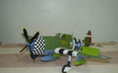 Republic P-47D-22RE Thunderbolt