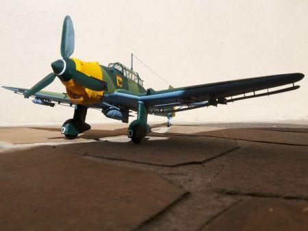 Junkers Ju-87 B-2