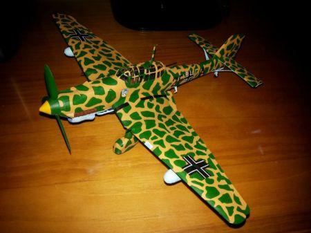 Junkers Ju-87 R-2/Trop