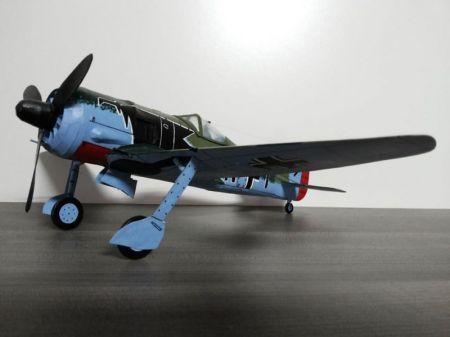 Focke-Wulf Fw 190 U-3