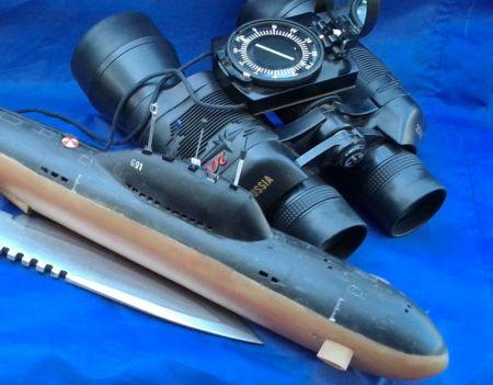Okręt podwodny Лира/Lira kod NATO Alfa