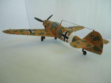 Me 109G-2/trop - (MM 3/2007)