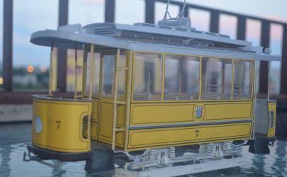 Olsztyński tramwaj z 1907 roku