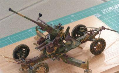 Armata plot Bofors 40 mm wz.36