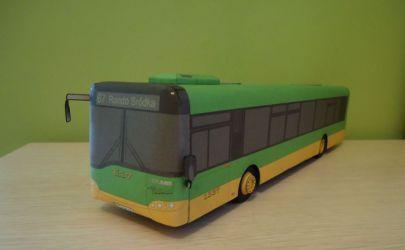 Autobus miejski Solaris Urbino 12. Wyd. Orlik 6/2013