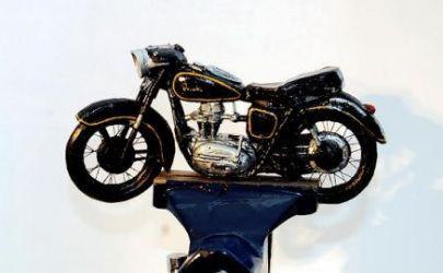 Kultowe Motocykle PRL`u