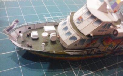 """Statek wycieczkowy """"monika"""