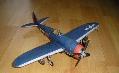 Samolot myśliwski Thunderbolt P-47