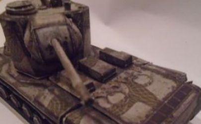 czołg kv-5