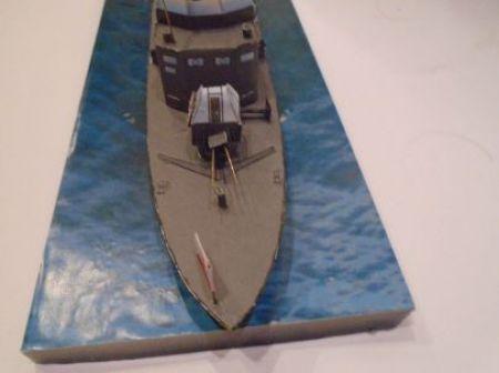 Kuter zwalczania okrętów podwodnych czsz-172