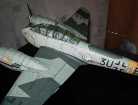 Messerschmitt Me-410