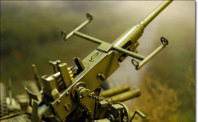 Armata przeciwlotnicza Bofors 40mm