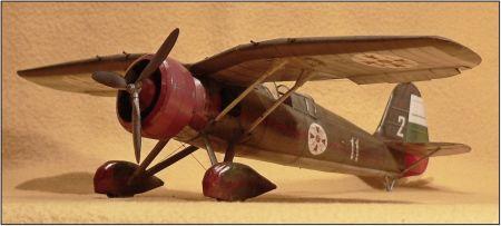PZL P.24 B 'Yastreb' ProArte
