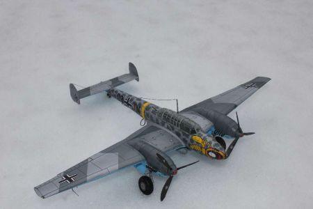 Messerschmitt Me100 C-4