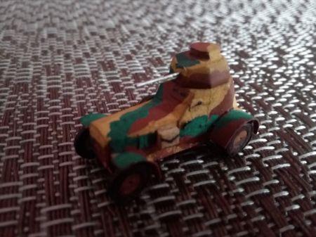 Samochód pancerny wz 34