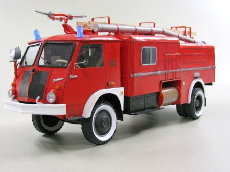 Samochód Pożarniczy STAR 25 / ANSWER